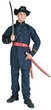 Adult Union Officer Civil War Costume, Size M/L