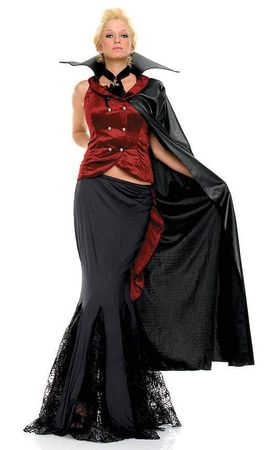 Adult Vampire Queen Costume