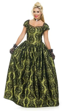Adult Victorian Princess Costume