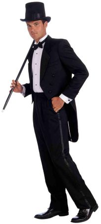 Adult Vintage Hollywood Tuxedo Costume