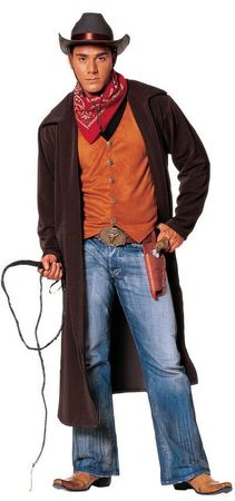 Adult Wild West Cowboy Costume