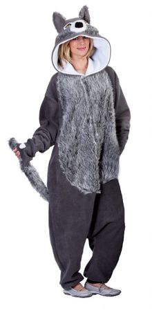 Adult Willie the Wolf Funsies Costume
