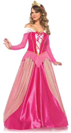 Adult Women's Princess Aurora Costume