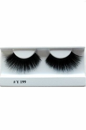 Black 60's Eyelashes
