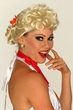 Blonde 50's Housewife Wig