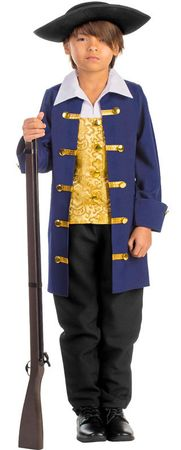 Boys' Colonial Aristocrat Costume