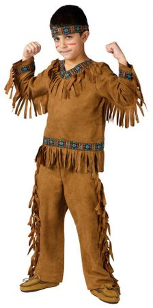 Boys' Native American Costume