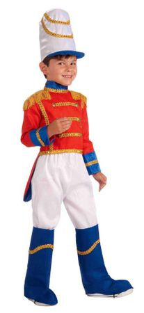Child's Toy Soldier Costume
