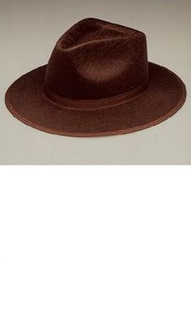 Brown Raider Hat - Adult or Child