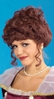 Brown Victorian Lady Wig