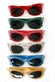 Cat Eye Polka Dot Sunglasses - More Colors