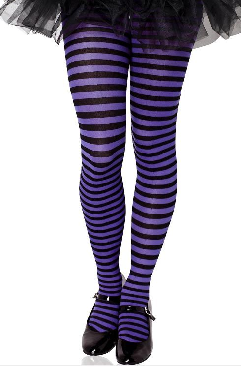 1f530daf5 Child Girls  Striped Tights - Candy Apple Costumes - Elf and Santa s ...