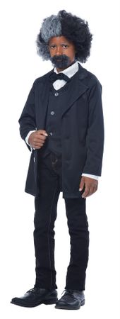 Child's Abraham Lincoln or Frederick Douglass Costume