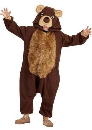 Child's Bailey the Bear Funsies Costume