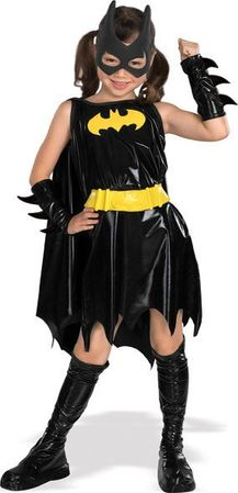 Child's Batgirl Costume