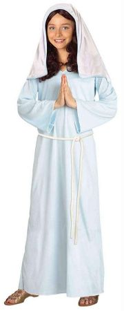 Child's Biblical Mary Costume