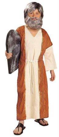 Child's Biblical Moses Costume