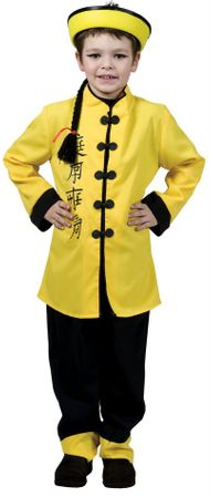 Child's Chinese Historical Costume