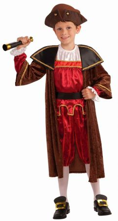 Child's Christopher Columbus Costume