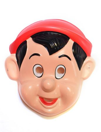 Child's Classic Pinocchio Mask