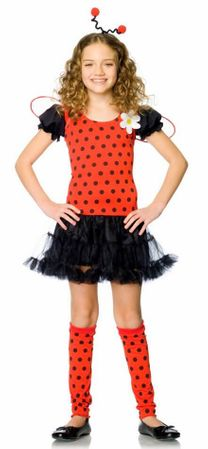 Child's Daisy Lady Bug Costume