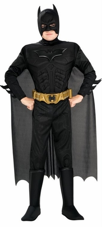 Child's Dark Knight Batman Costume