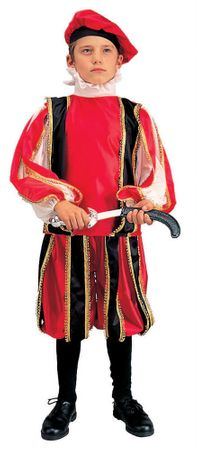 Child's Deluxe Renaissance Prince Costume