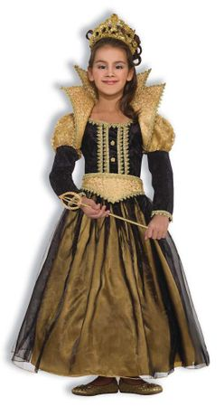 Child's Deluxe Renaissance Princess Costume