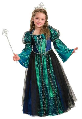 Child's Deluxe Twilight Princess Costume