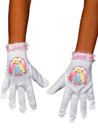Child's Disney Princess Gloves