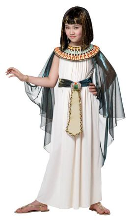 Child's Egyptian Princess Costume