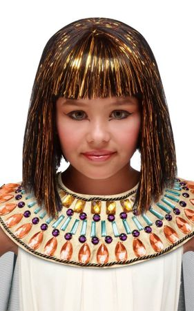 Child's Egyptian Wig