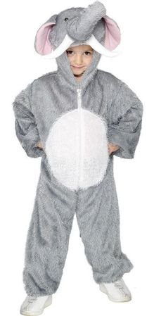 Child's Elephant Costume