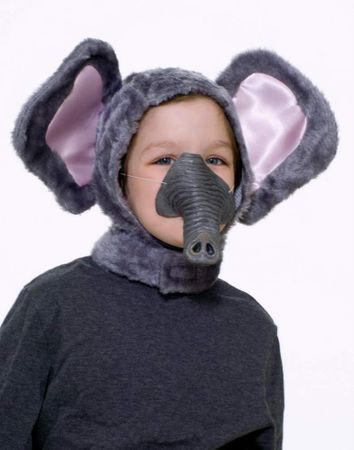 Child's Elephant Costume Kit