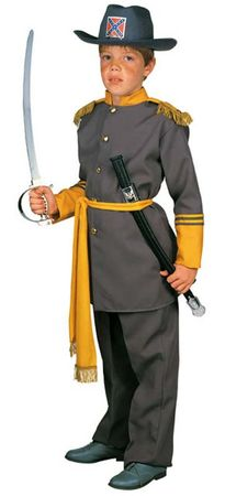 Child's General Robert E. Lee Costume