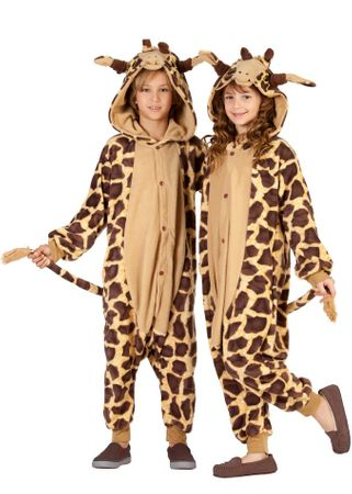 Child's Georgie the Giraffe Funsies Costume