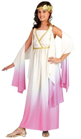 Child's Goddess Athena Costume