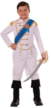 Child's Happily Ever After Prince Costume