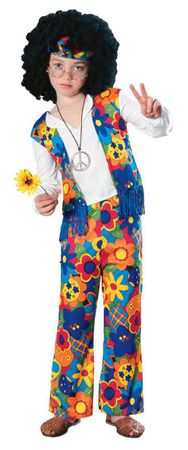 Child's Hippie Costume