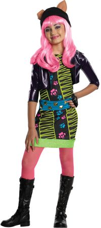 Child's Howleen Monster High Werewolf Costume