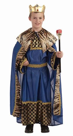 Child's King of the Kingdom Costume