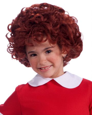 Child's Little Orphan Annie Wig