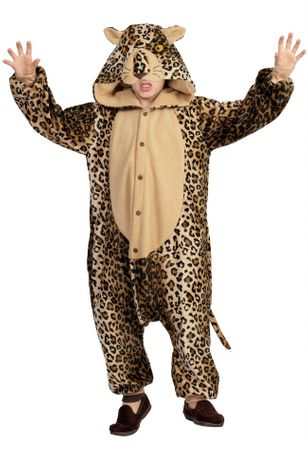 Child's Lux the Leopard Funsies Costume