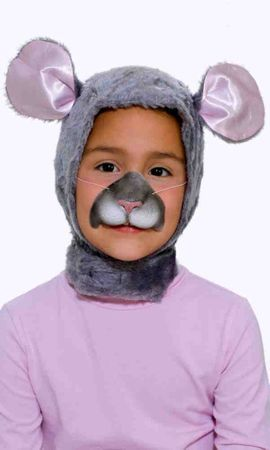 Child's Mouse Costume Kit