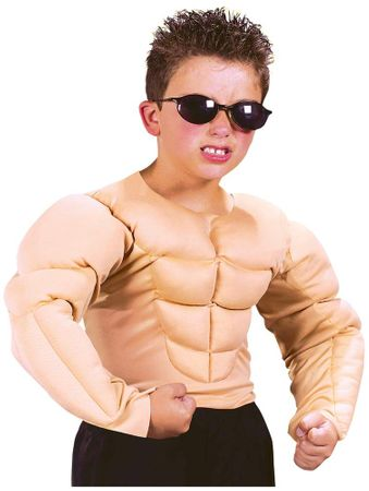Child's Muscle Shirt Costume