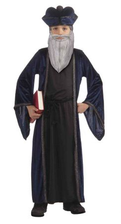 Child's Nostradamus or Galileo Costume