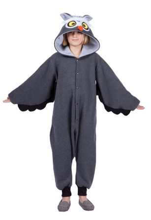 Child's Oxford Owl Funsies Costume