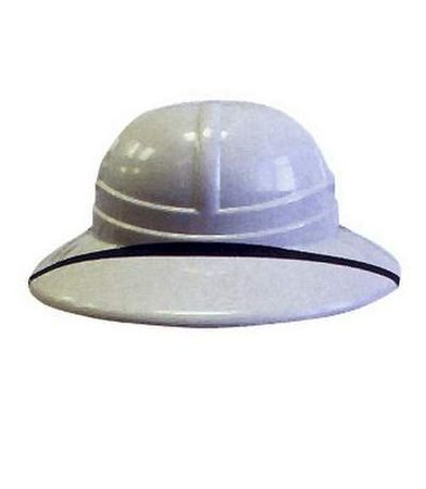 Child's Plastic Pith Helmet