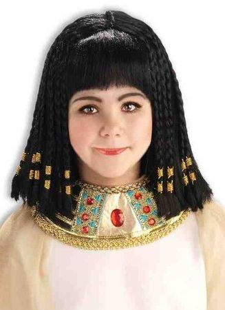 Child's Queen of the Nile Wig