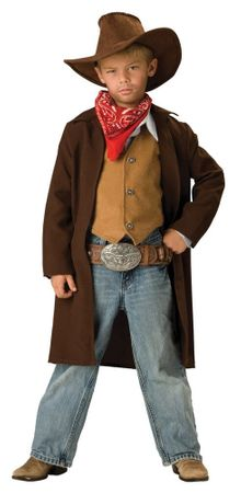 Child's Rawhide Renegade Cowboy Costume